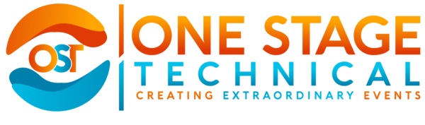 One Stage Technical Logo